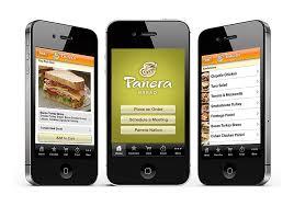 panera bread app