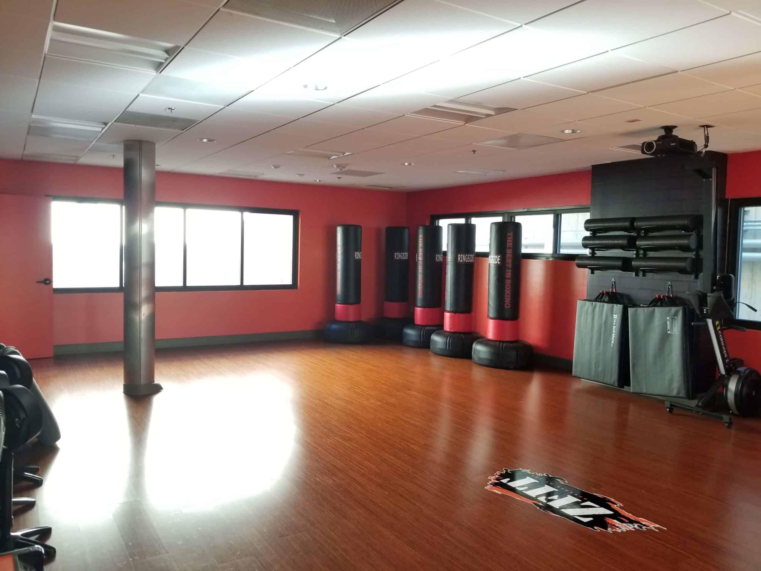 zappos gym