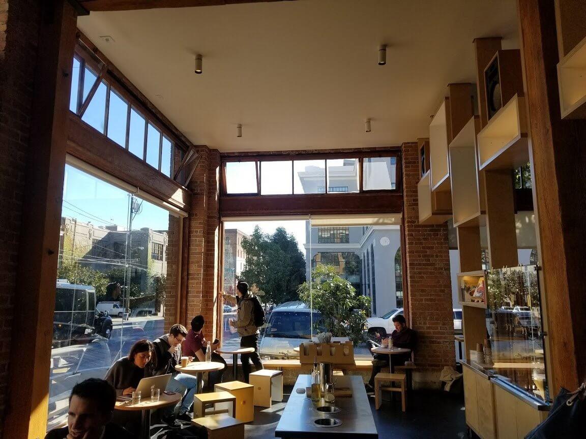 くだもんカフェ サンフランシスコ